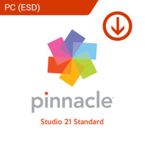 Pinnacle-Studio-21-Standard-ESD