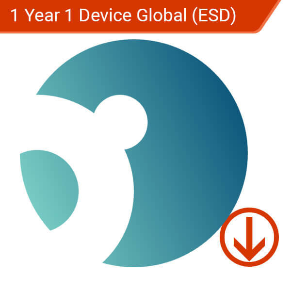 1 Year 1 Device Global (ESD) – 1