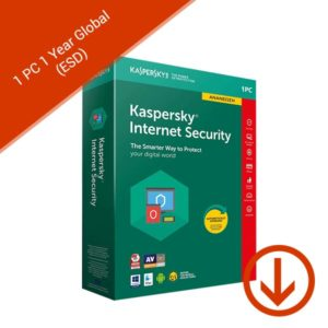 Kaspersky Internet Security 2020 1 PC 1 Year Global