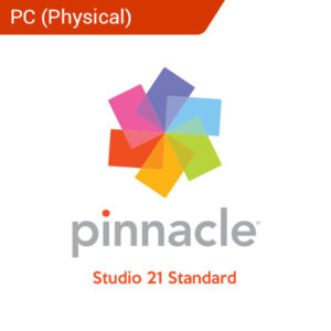 Pinnacle-Studio-21-Standard-Physical
