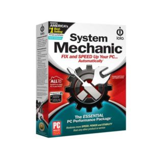 loIo System Mechanic 17