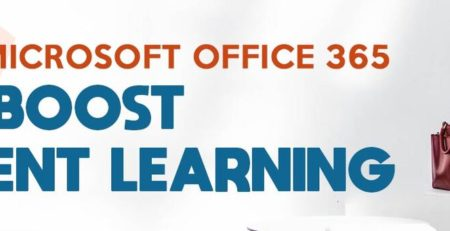 office 365 by micosoft have features to help students learn faster at school