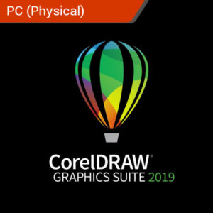CorelDRAW Graphics Suite 2019 for PC (Physical)