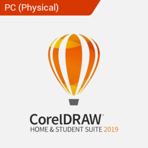 coreldraw home student suite 2019 physical