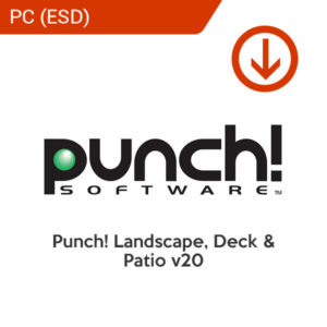 punch landscape deck patio v20 esd