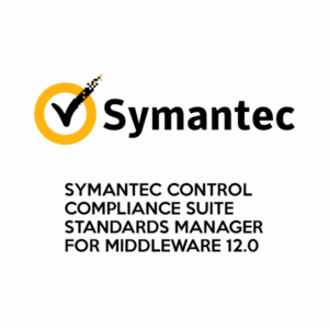 Symantec Control Compliance Suite Standards Manager for Middleware